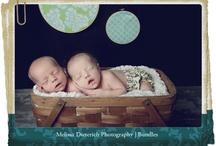 Twin Photoshoot Inspirations