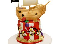 Pirate Cakes / by Pink Cake Box