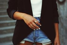 classy casual / by Ashleigh Williams