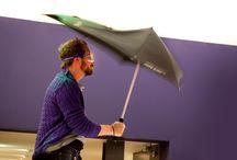 parasole reklamowe Senz / parasole antysztormowe senz
