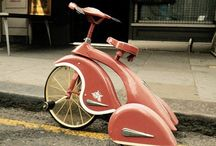 wheels / by Jane O'Connor