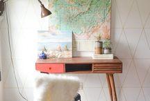 wanderlust interiors / Interiors that inspire a love of travel