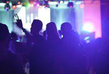 Night Club / music (DJ's/bands) laser lighting dancing