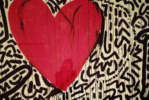 Todo con corazón <3 / Corazones como decoración