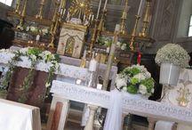 Allestimento Chiesa per Matrimonio / Allestimento Chiesa per Matrimonio