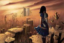 Alice in wonderland *000*