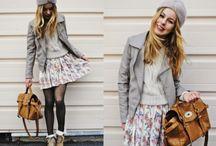 clothing / by Joan Elkins
