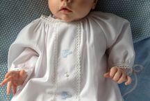 camisola bebê