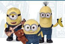 Minions / Everyone loves Minions and Minions toys!