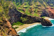 HAWAI Y PACÍFICO SUR