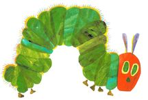 Very Hungry Caterpillar / by Anne Sprosen