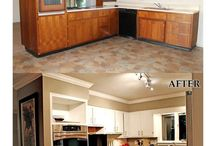 Kitchen Remodel / by Sharie Thompson