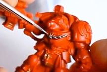 Tips painting miniatures