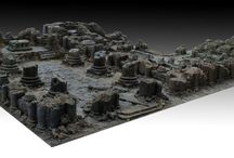 modular terrain / terrenos modulares