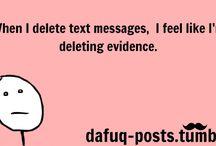 dafuqposts / Relatable...