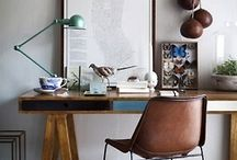 INTERIORS :: Our small 2nd office room inspiration