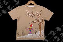 Warli Kids Tshirt / New range of  Warli hand painted Tshirt