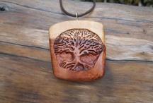 wood jewellery