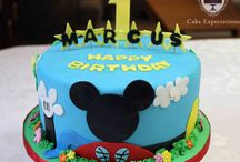 Cakes! / Great inspirational pics, found from all over the internet!