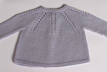 Baby card is & jumpers etc