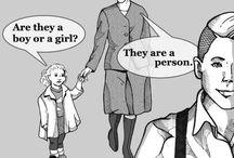 Kunstbeeldend - gender