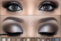 Eye shadows! / by Arlisa Owen