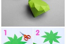 How to Make Origami for Beginners / How to make an origami Step by Step Video tutorial