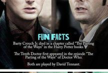Doctor Who things