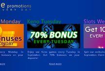 Casino Promotions
