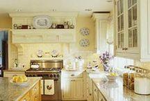 Kitchen Improvements / by Jennifer Oklejewski