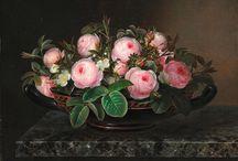 Художник Jensen Johan Laurentz / Йоган Лоуренс Йенсен, датский художник 1800-1856.