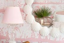 Pretty in Pink: Coastal Pink Decor
