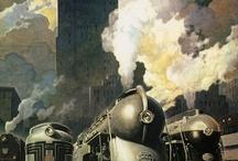Trains Vintage