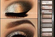 Makeup / by Dannii Cavies