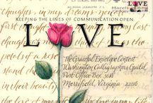 Love Letters  ♥ Cartas de amor