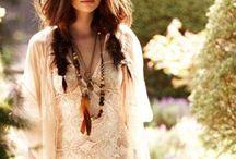 Vestiti da sposa hippie
