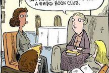 BOOK CLUB SAYINGS