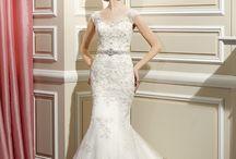 wedding dresses I love, / by Amanda Seamans