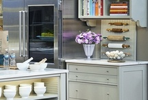 kitchens / by Genny Revier