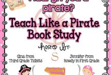 Teach like a pirate / by Suzanne Ross