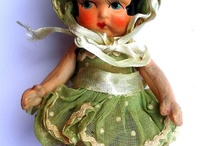 Nancy Ann storybook dolls