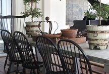 Dining Rooms / dining room decorating ideas, vintage dining room, eclectic dining room, dining, breakfast nook, eat in kitchen, formal dining, informal dining