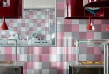 20X20 tile series. One dimension, infinite possibilities / Μια διάσταση, πολλοί συνδυασμοί