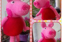 Artesanías en amigurumis / Amigurumi crochet