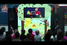 Sinterklaasvoorstellingen / De Sinterklaasvoorstellingen van Theater Fantast