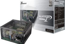 Seasonic Platinum 400W Fanless / 80+ Platinum The Platinum Series, certified in accordance to the 80PLUS highest standards, offers the newest technology and innovation for performance and energy savings with up to 92% efficiency and a true power factor of greater than 0.9PF.