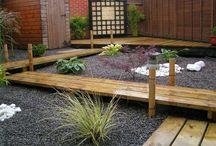 back yard design
