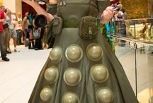 Costumes & CosPlay / by Lesley Davis