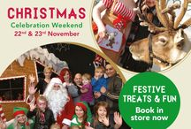 Christmas at Leekes / Join us at Leekes on Saturday 22nd and Sunday 23rd of November for lots of festive cheer! Featuring guest appearances from Santa in his Grotto plus special appearances from his live reindeer, face painting and much more! Book early to avoid disappointment!