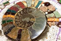 mosaics inspired by nature ideas